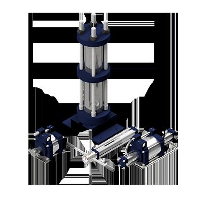 pressure generators